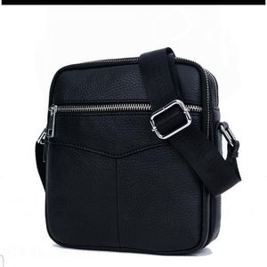 Other - Genuine Cow leather Messenger Bag